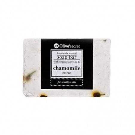 Ромашковое мыло ручной работы - Olive Secret