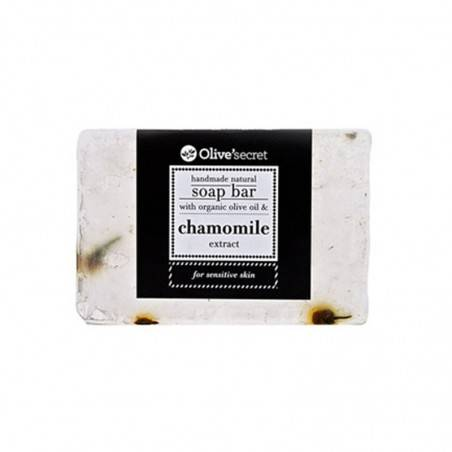 Ромашковое мыло ручной работы - Olive Secret - 100 gr