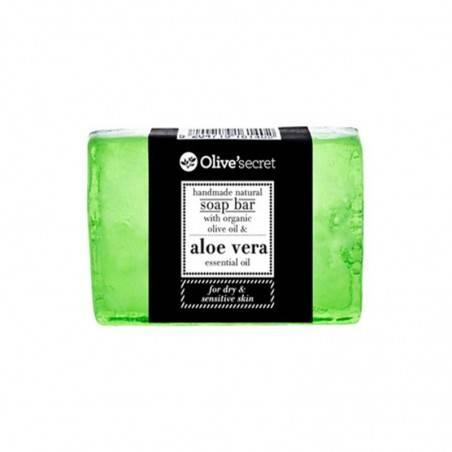 Мыло ручной работы - Алоэ Вера - Olive Secret