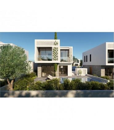 Модерновская вилла на Кипре