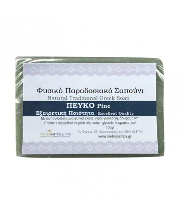 Melimpampa Сосновое натуральное мыло