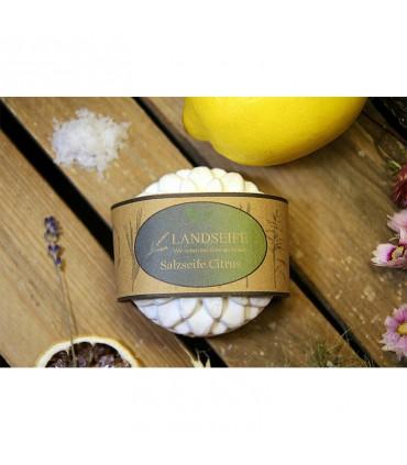 Landseife - Цитрус с органическим солевым мылом
