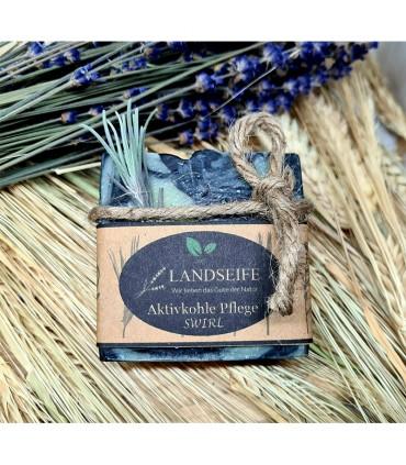 Landseife - Вихревая версия с активированным углем