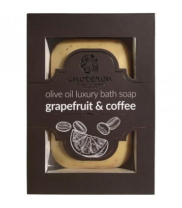 Kritinvest Мыло с оливковым маслом, грейпфрутом и кофе