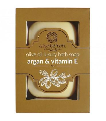Роскошное мыло с арганой и витамином Е