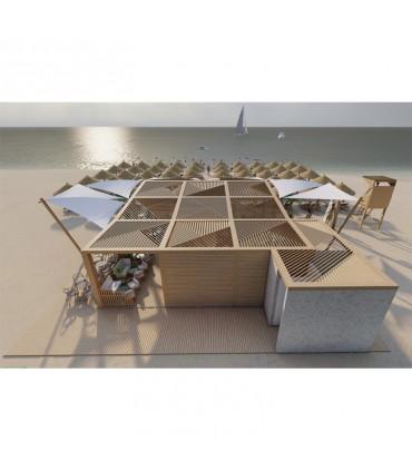 Новое здание Бичбар