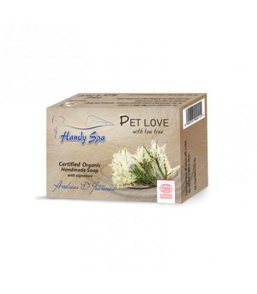 Handyspa Мыло Pet Love с чайным деревом
