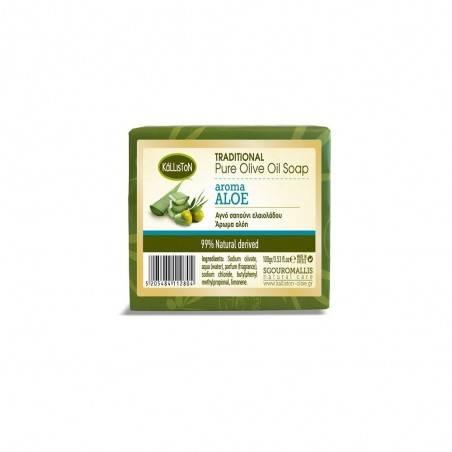 Традиционное оливковое мыло - Kalliston - 100 гр.