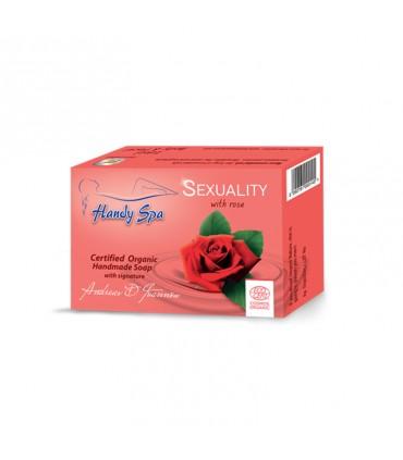 """Handyspa Мыло """"Сексуальность"""" с розой"""