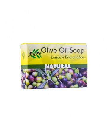 Elaa OLIVE OIL SOAP NATURAL GREEN, 100г