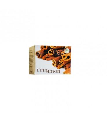 Elaa OLIVE OIL SOAP WITH CINNAMON Cube, 110г