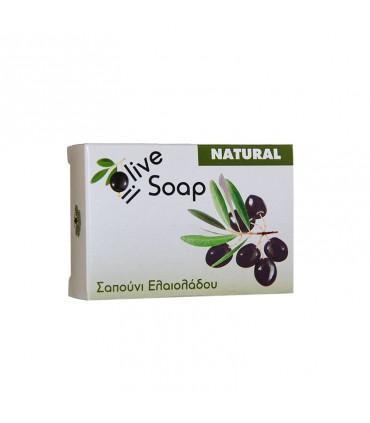 Elaa Мыло с оливковым маслом натуральное, 85г