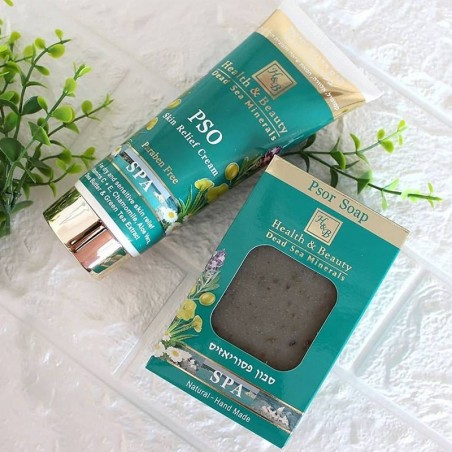 Мыло и крем для рук - SPA - 100 gr - 250 ml