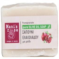 Мыло с оливковым маслом и...