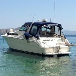 Sea ray 440 - моторная...