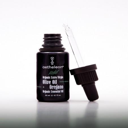 Органическое оливковое масло - Extra - Aetheleon - 20ml