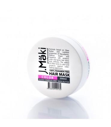 J.Mäki Professional Цветная маска для волос, 200мл