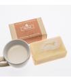Органическое мыло с козьим молоком