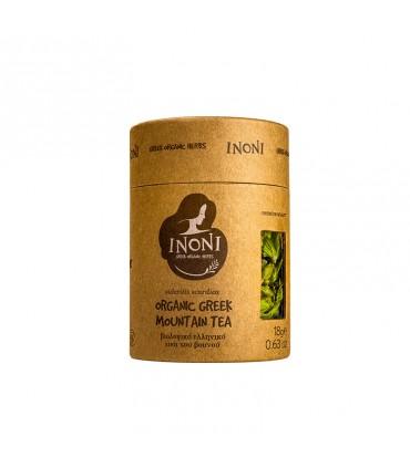 Греческий органический горный чай