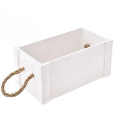 Хорошая деревянная коробка белый