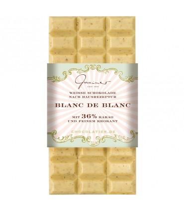 Шоколад Блан де Блан