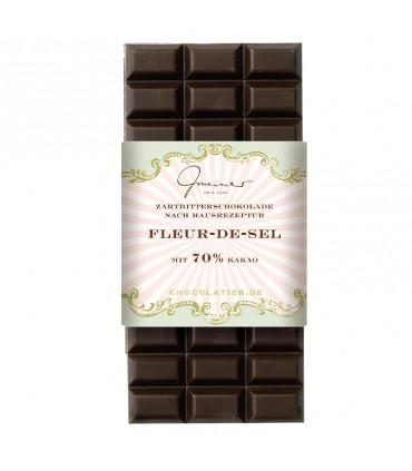 Шоколадный флер-де-сель