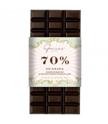 Шоколадная гуаная