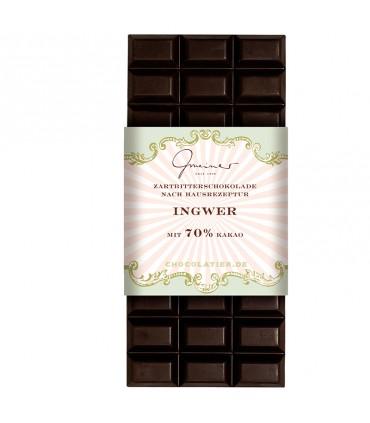 Шоколадный имбирь