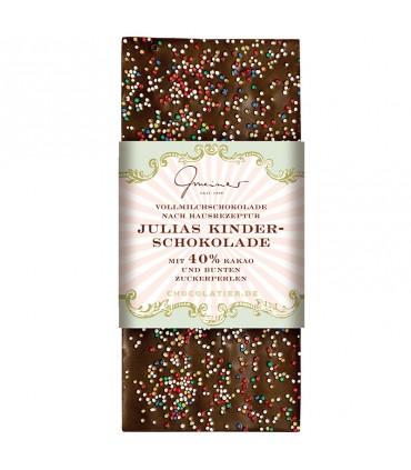 Юлия детский шоколад