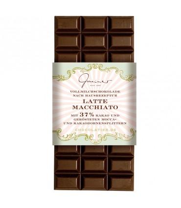Шоколадный латте маккиато