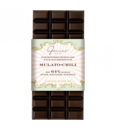 Шоколадный мулат чили