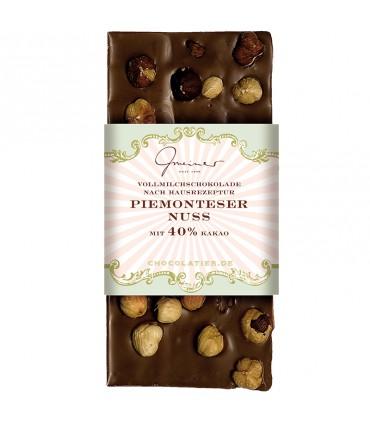 Шоколадный Пьемонтский орех