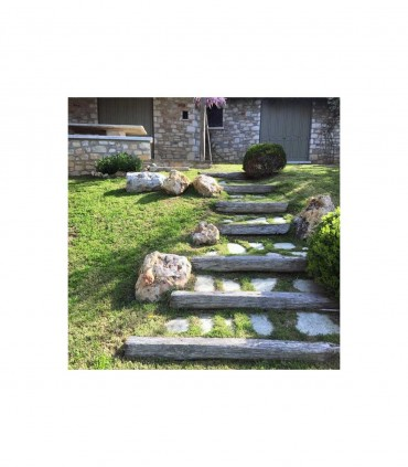 Новый каменный дом