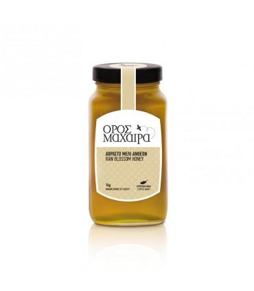 Кипрский сырой мед в цвету, 1000г