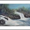 """Холст """"Waterfalls"""" - Angeliki"""