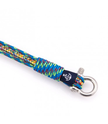 Constantin Морской браслет из парусной веревки, разноцветный