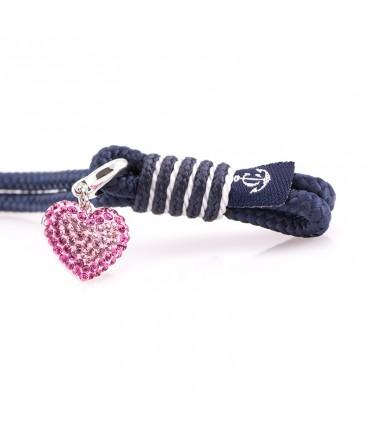 Constantin Морской браслет из парусной веревки, голубой флот