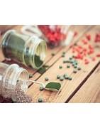 Категория с товарами с водорослью спирулиной